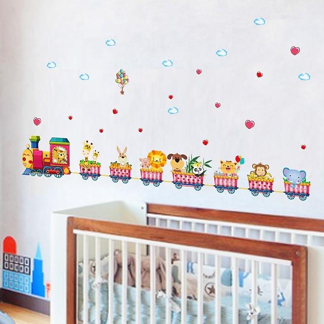 baseboard wall stickers waist line waterproof kindergarten entrance hallway corner decorative flower wallpaper self-adhesive bedroom stickers  50*70CM