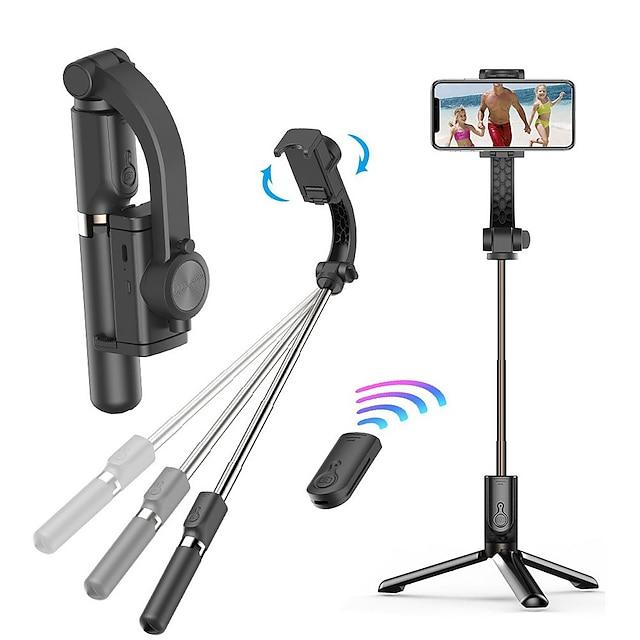 Asta per selfie Bluetooth Allungabile Lunghezza massima 68.5 cm Per Universale Android / iOS