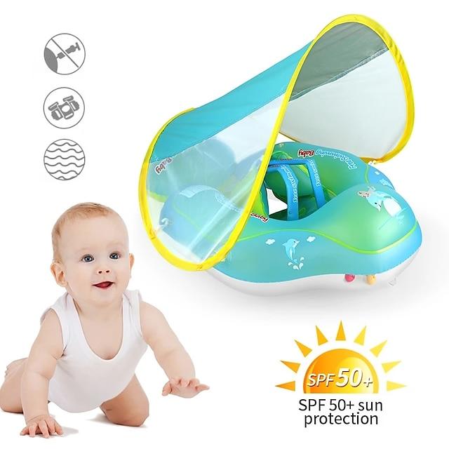 új frissítések baba úszás úszó felfújható csecsemő úszó gyerekek úszni medence kiegészítők kör fürdés nyári játékok kisgyermek gyűrűk