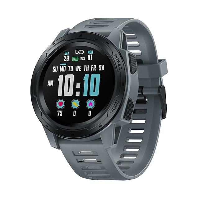 Zeblaze VIBE5 PRO Inteligentny zegarek EKG + PPG Krokomierz Powiadamianie o połączeniu telefonicznym Wodoodporny Ekran dotykowy GPS IP 67 Etui na zegarek 50 mm na Android iOS Mężczyźni Kobiety