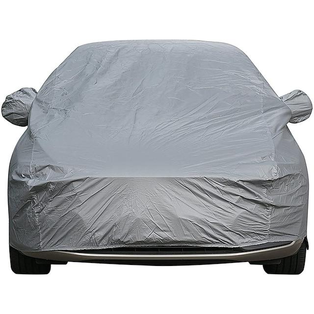 универсальный полностью водонепроницаемый, устойчивый к царапинам прочный автомобильный чехол с дышащим хлопковым наполнителем для тяжелых условий эксплуатации