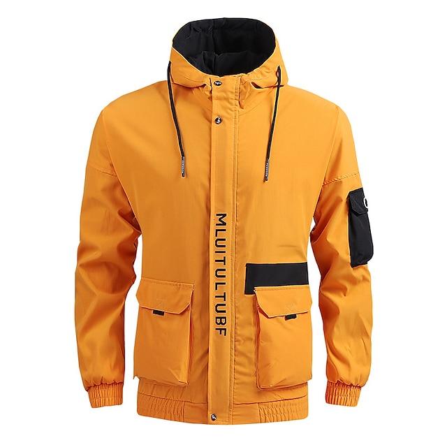 Men's Outdoor Thermal Warm Windproof Quick Dry Lightweight Jacket