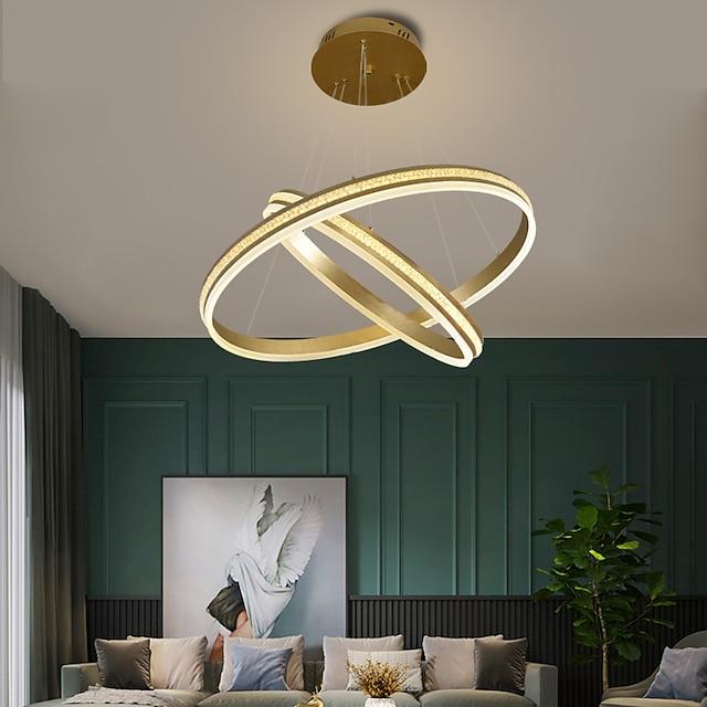 60 cm Pendant Lantern Design Pendant Light LED Metal Painted Finishes LED 220-240V