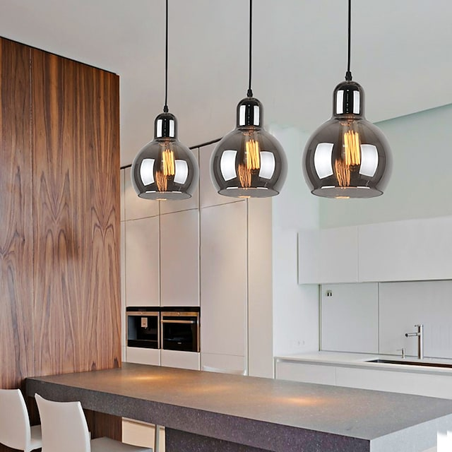 13 cm Single Design Pendant Light Metal Modern Style Contemporary Modern 220-240V