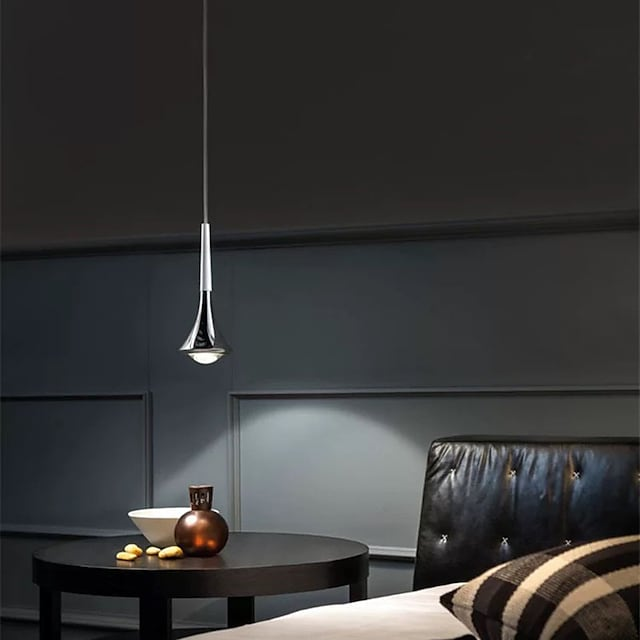 9 cm Pendant Lantern Design Pendant Light LED Metal Electroplated Painted Finishes Modern 220-240V