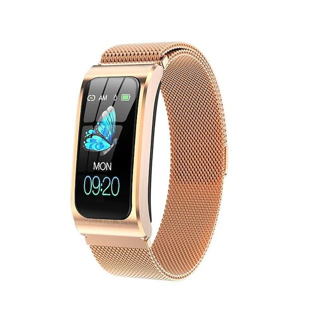 AK12 ceas inteligent pentru femei ceas de fitness pentru alergare brățări inteligente bandă de fitness bluetooth monitor de ritm cardiac măsurarea tensiunii arteriale monitor de oxigen din sânge ecg + ppg cronometru pedometru tracker de activitate