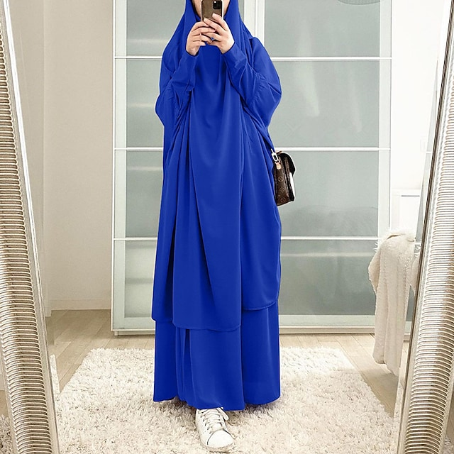 Muslim Adults' Women Religious Outfits For Spandex Polyster