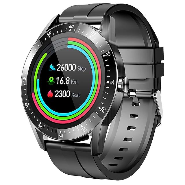 Imosi S11 Smart Watch Men Sport Waterproof Smartwatch Heart Rate Blood Pressure Sleep Fitness Tracker Clock For IOS Android Phone