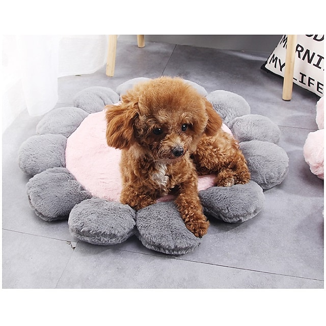 pet mat four seasons general teddy dog kennel cat house small and medium-sized dog mat winter warm dog house cat house