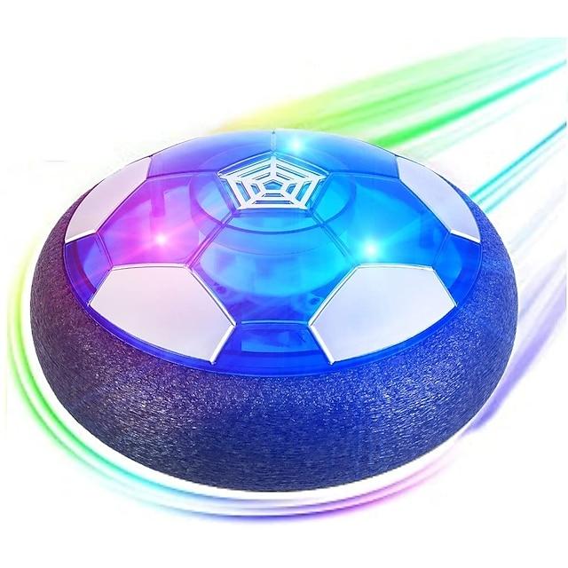 hover nogometna lopta dječje igračke, USB punjiva hover nogometna lopta sa zaštitnom pjenom odbojnika i šarenim LED svjetlima air power nogometna lebdeća lopta za dječju igru
