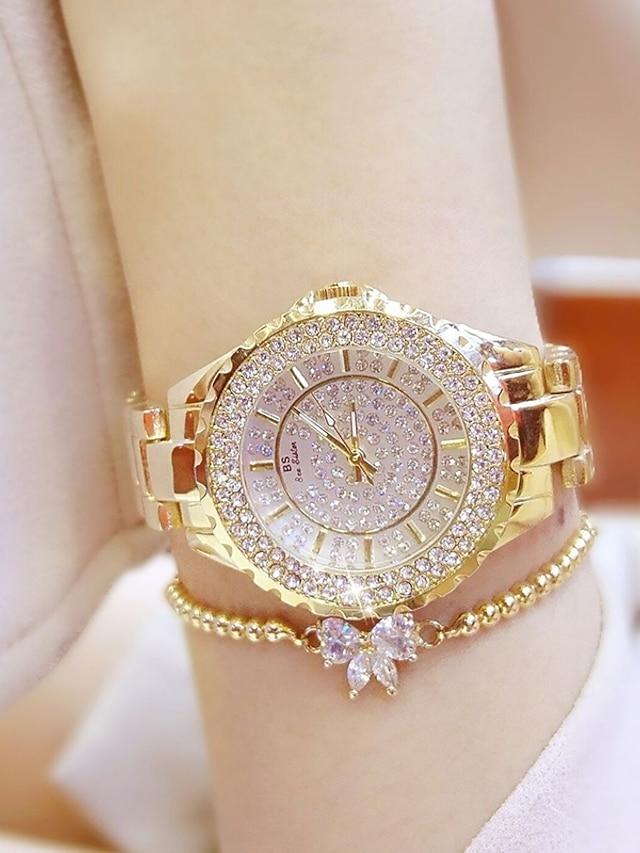 Women's Luxury Watches Wrist Watch Analog Quartz Ladies Casual Watch / Stainless Steel / Stainless Steel / Japanese