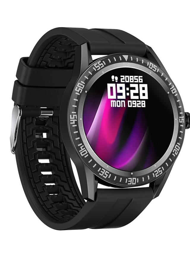 N70 Unisex Inteligentní hodinky Bluetooth Monitor srdečního tepu Měření krevního tlaku Spálené kalorie Dlouhá životnost na nabití Média kontrola Stopky Krokoměr Záznamník hovorů Sledování aktivity