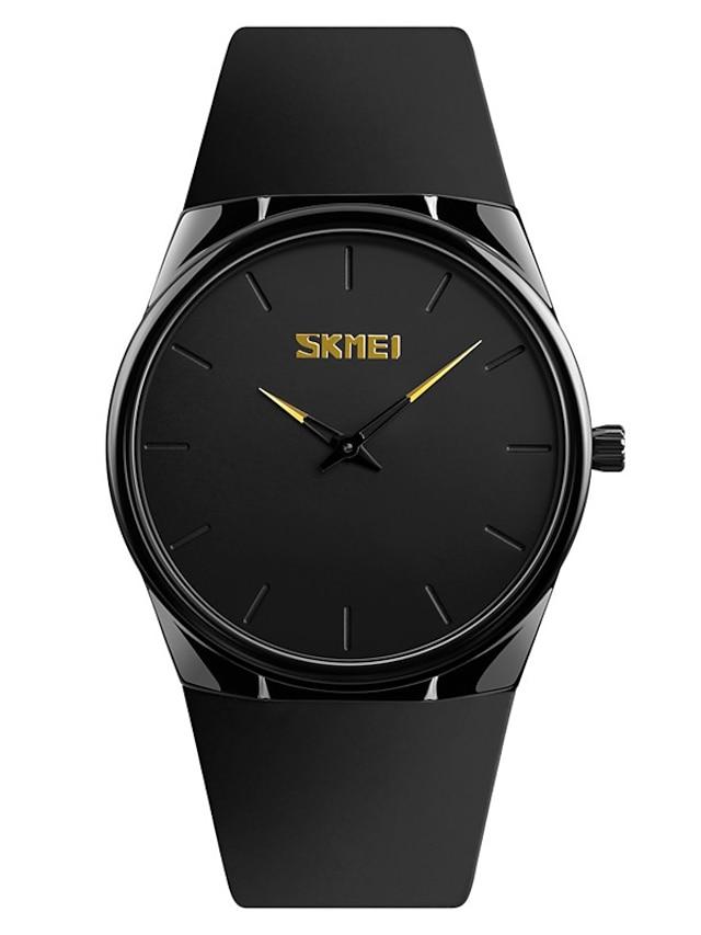 skmei dress часы аналоговые кварцевые стильный большой циферблат