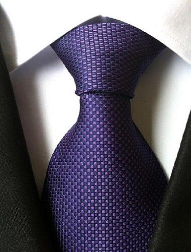 Krawat - Dla mężczyzn - Vintage / Urocza / Imprezowa / Do biura / Na co dzień - Poliester