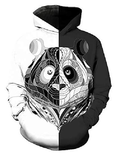 男性用パーカー3Dプリントユニセックス長袖プルオーバーパターンファッション女性スウェットシャツ(p21、m)