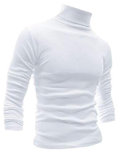 رجالي قف بجانب الطريق 平织 رقبة طويلة فضفاض مناسب للبس اليومي غير الطباعة حفلة Base shirt هوديس بلوزات كم طويل أزرق أبيض رمادي فاتح