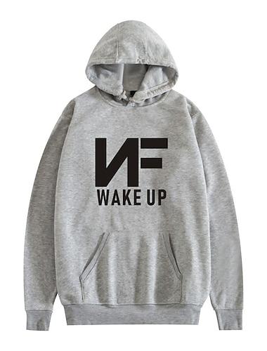 nfパーカー商品女性男性3dセーターシャツラッパーセーターシャツ