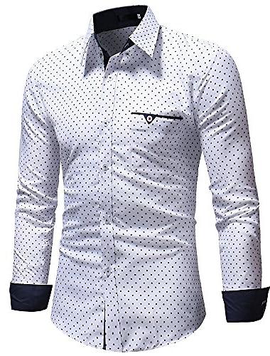 ανδρικό φθινόπωρο casual επίσημο πουκάμισο με λεπτή φόρμα μακρυμάνικο πουκάμισο