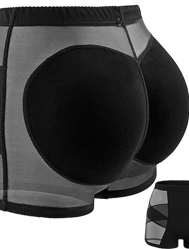 Korzet Dámské Formující kalhotky Základní Bezešvá Prodyšné Pohodlné Klasika Čistá barva Zaštíhlující Pevná barva Sešívané Nespecifikováno Nylon Spandex Vánoce předvečer Všech svatých Na den
