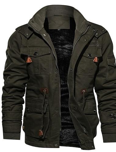 военная хлопковая повседневная ветровка с воротником-стойкой, мужская куртка-бомбер, зимняя куртка, тактическая куртка, мужская зимняя куртка, серое